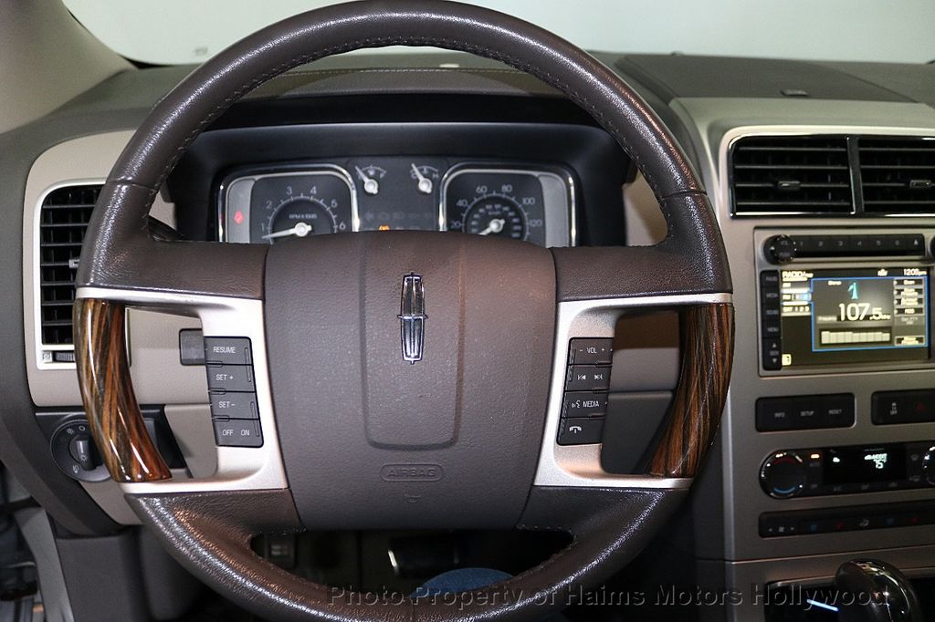 2010 Lincoln MKX FWD 4dr - 18684328 - 27