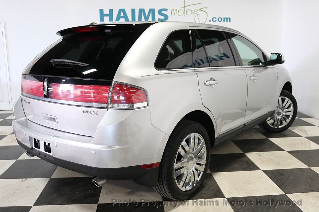 2010 Lincoln MKX FWD 4dr - 18684328 - 6
