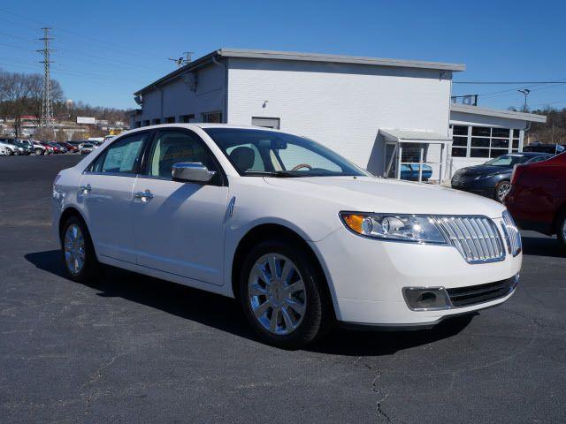 2010 Lincoln MKZ 4dr Sdn FWD Sedan for Sale Winston Salem, NC ...