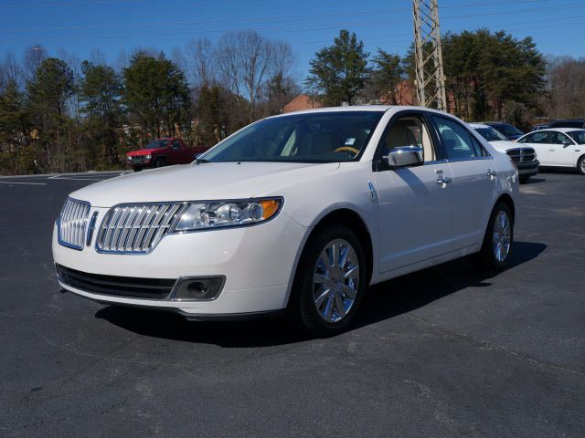 2010 Lincoln MKZ 4dr Sdn FWD - 11695527 - 3