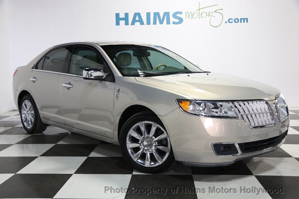 2010 Used Lincoln Mkz 4dr Sedan Fwd At Haims Motors