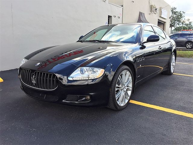 Maserati quattroporte 2010