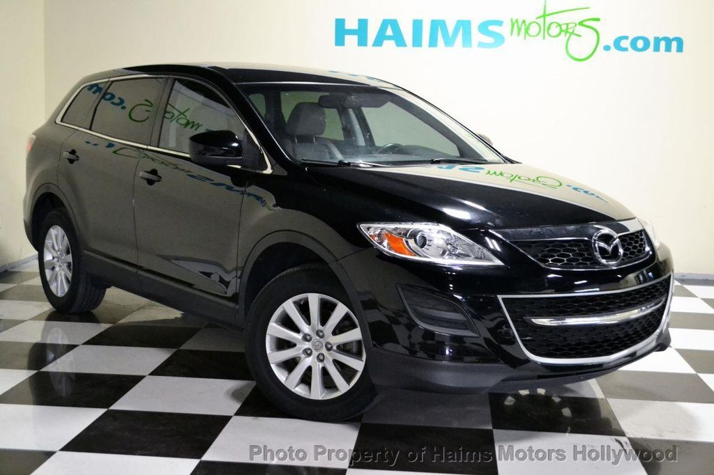 2010 used mazda cx 9 fwd 4dr sport at haims motors serving. Black Bedroom Furniture Sets. Home Design Ideas
