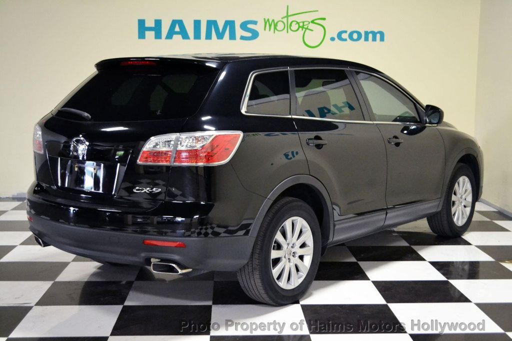 2010 Used Mazda Cx 9 Fwd 4dr Sport At Haims Motors Serving
