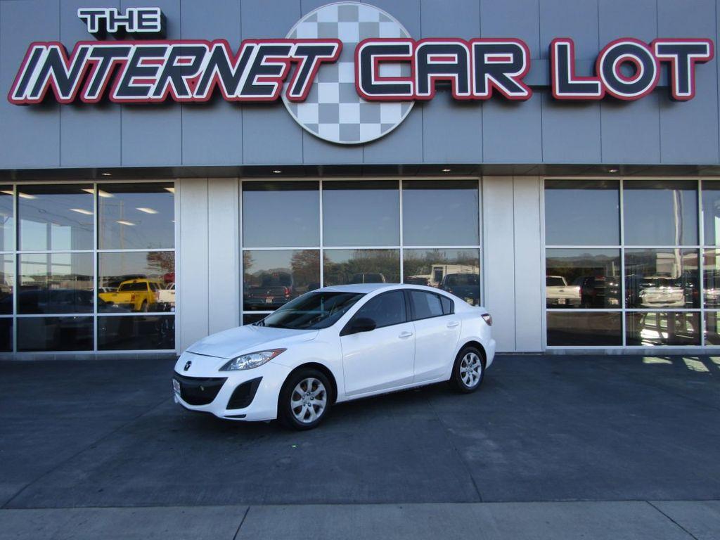 2010 Mazda Mazda3 4dr Sedan Automatic i Sport - 14267623 - 0