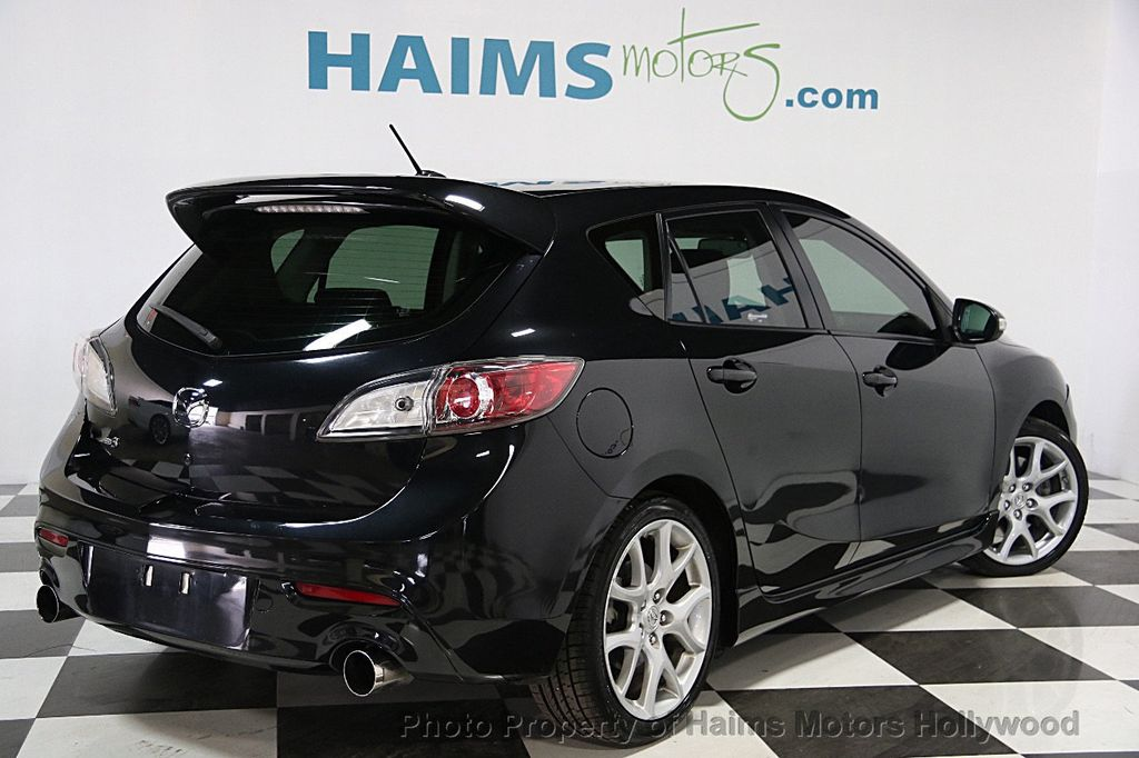 2010 used mazda mazda3 5dr hatchback manual mazdaspeed3 sport at haims motors hollywood serving. Black Bedroom Furniture Sets. Home Design Ideas