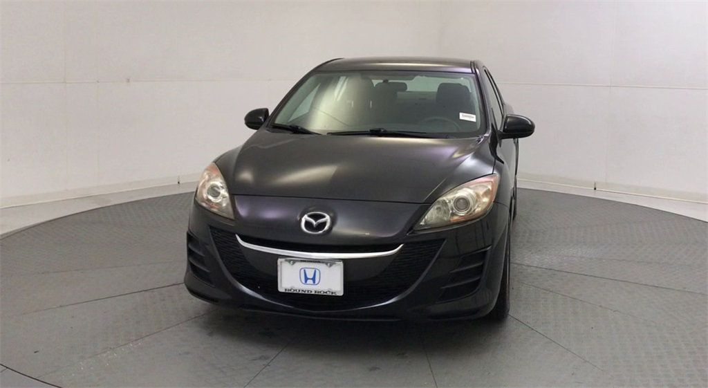 2010 Used Mazda Mazda3 I Touring Sedan At Round Rock Honda
