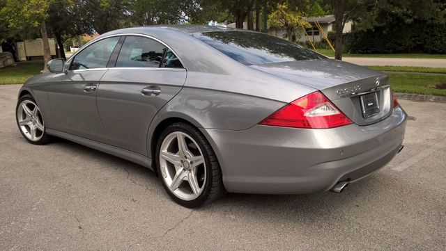 2010 used mercedes benz cls 4dr coupe cls550 at a luxury. Black Bedroom Furniture Sets. Home Design Ideas