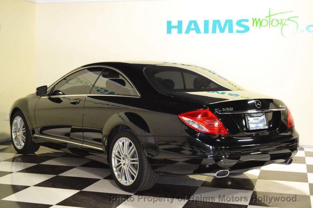 2010 Mercedes Benz Cl 2dr Coupe Cl550 4matic 13291011 5