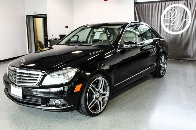 2010 used mercedes benz c class 4dr sedan c300 luxury rwd. Black Bedroom Furniture Sets. Home Design Ideas