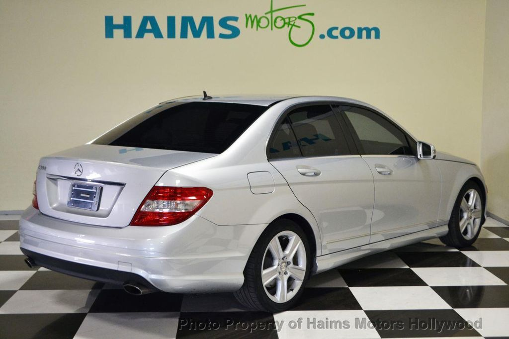 2010 used mercedes benz c class 4dr sedan c300 sport rwd. Black Bedroom Furniture Sets. Home Design Ideas