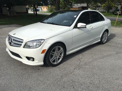 2010 Mercedes-Benz C-Class 4dr Sedan C350 Sport RWD