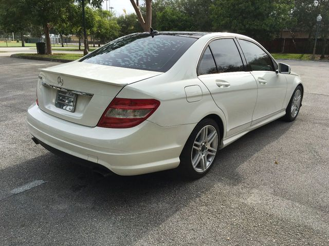 2010 Mercedes-Benz C-Class 4dr Sedan C350 Sport RWD - Click to see full-size photo viewer