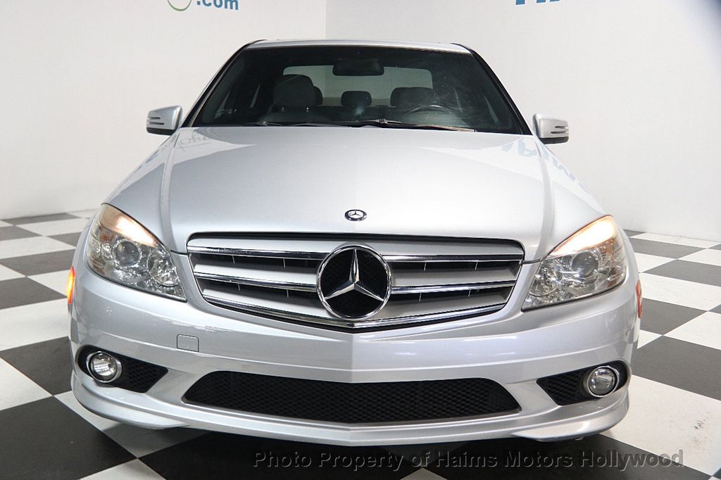 2010 used mercedes benz c class c300 at haims motors serving fort lauderdale hollywood miami. Black Bedroom Furniture Sets. Home Design Ideas