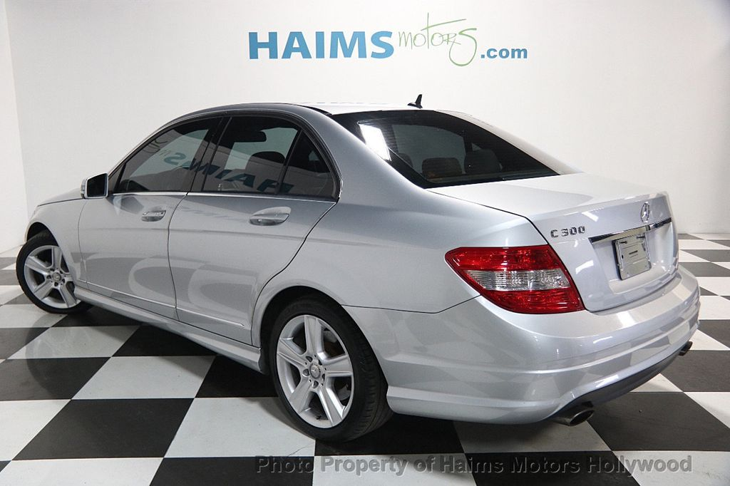 2010 used mercedes benz c class c300 at haims motors. Black Bedroom Furniture Sets. Home Design Ideas