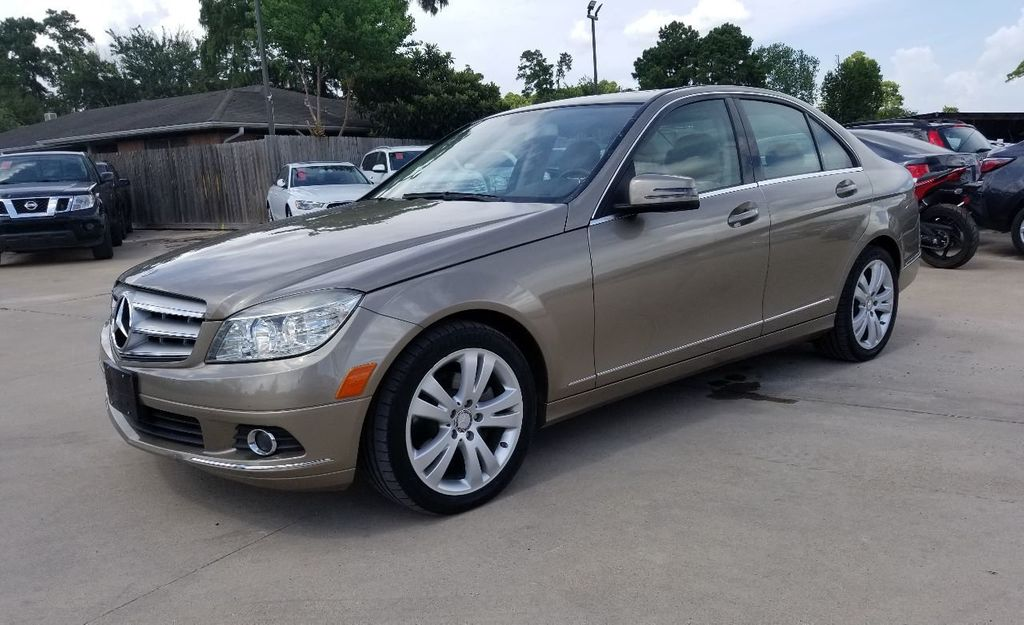 2010 used mercedes benz c class c300 at car guys serving houston tx iid 17956692. Black Bedroom Furniture Sets. Home Design Ideas