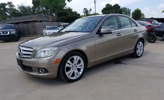 2010 Used Mercedes-Benz C-Class C300 at Car Guys Serving Houston, TX, IID  17956692