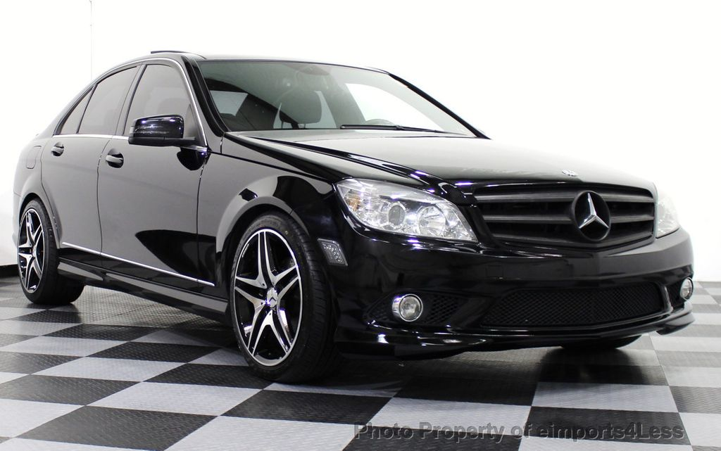 2010 used mercedes benz c class c300 4matic sport package for Mercedes benz c300 rims