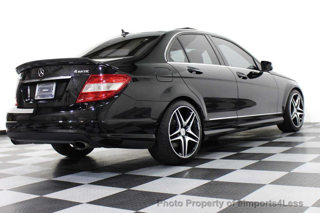 2010 used mercedes benz c class c300 4matic sport package for Mercedes benz used c class