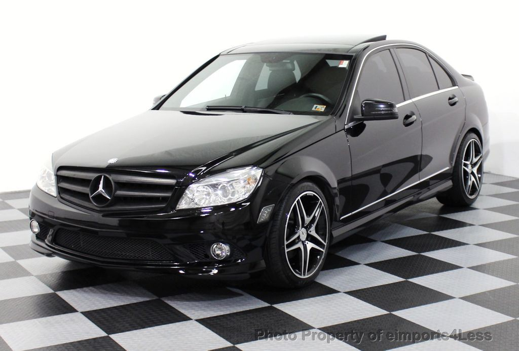 2010 used mercedes benz c class c300 4matic sport package awd navigation at eimports4less. Black Bedroom Furniture Sets. Home Design Ideas