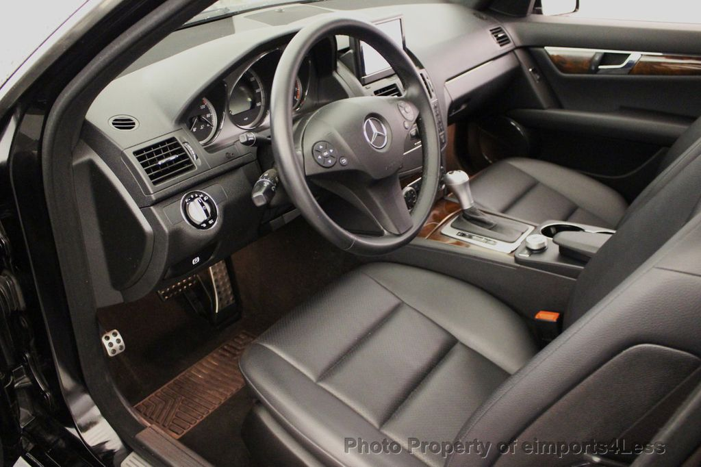2010 Used Mercedes-Benz C-Class C300 4Matic Sport Package AWD NAVIGATION at eimports4Less ...