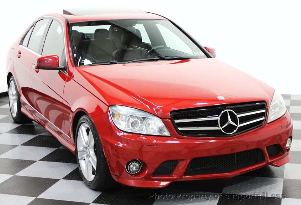 2010 used mercedes benz c class certified c300 4matic for Mercedes benz c300 sport