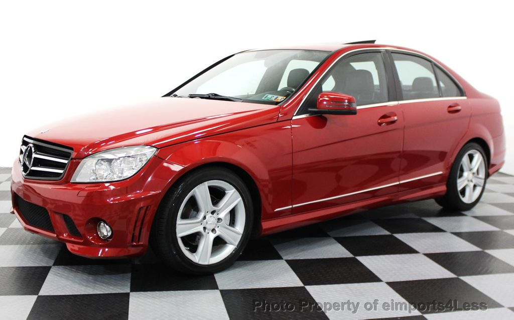 2010 used mercedes benz c class certified c300 4matic. Black Bedroom Furniture Sets. Home Design Ideas