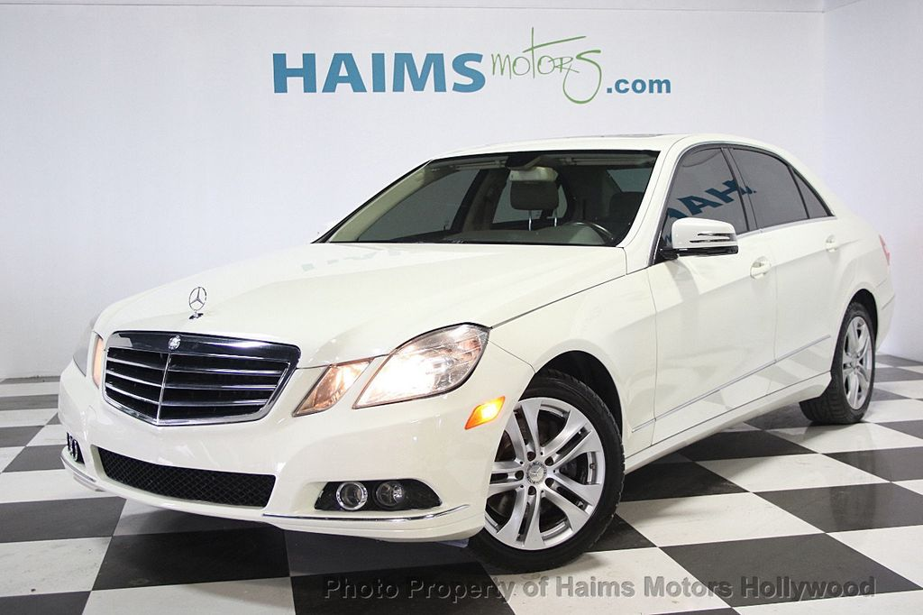 2010 used mercedes benz e class at haims motors serving. Black Bedroom Furniture Sets. Home Design Ideas