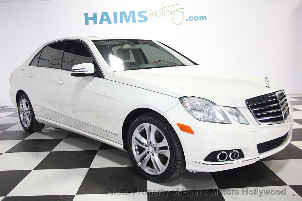 2010 used mercedes benz e class at haims motors hollywood for Mercedes benz pompano