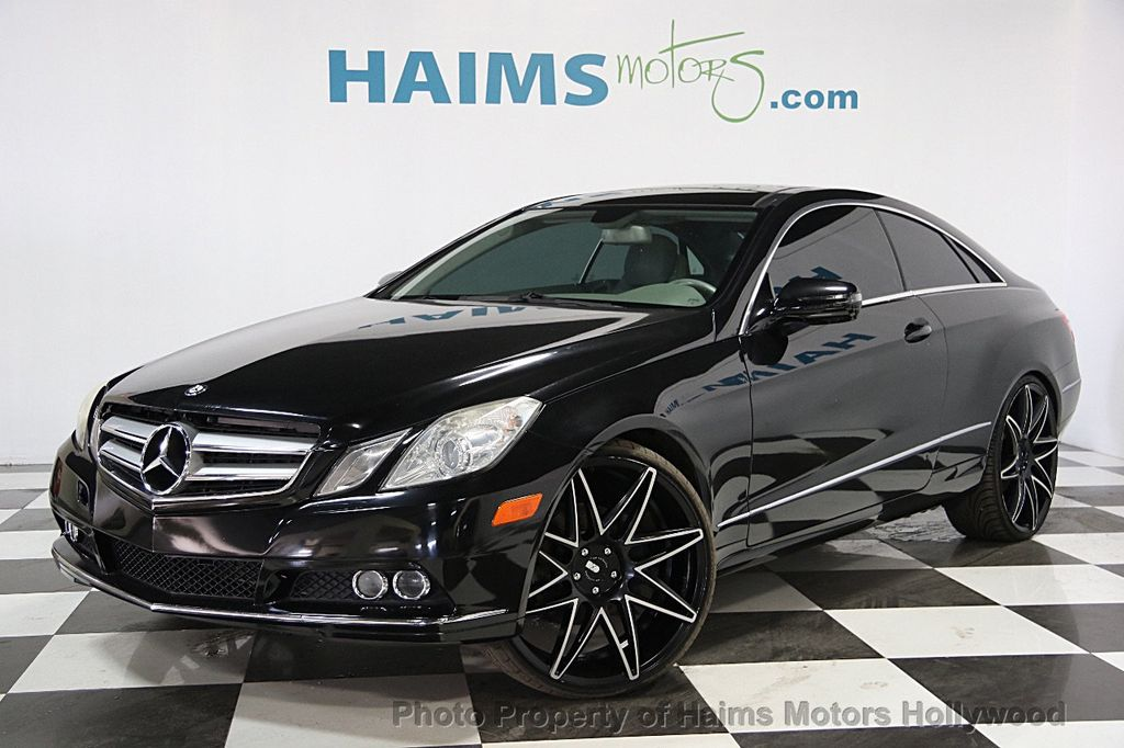 2010 used mercedes benz e class 2dr coupe e350 rwd at for Used mercedes benz e350 coupe