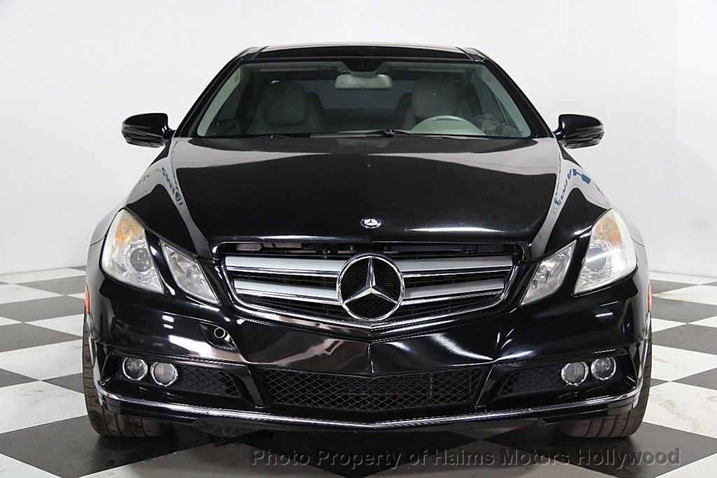 2010 Used Mercedes Benz E Class 2dr Coupe E350 Rwd At