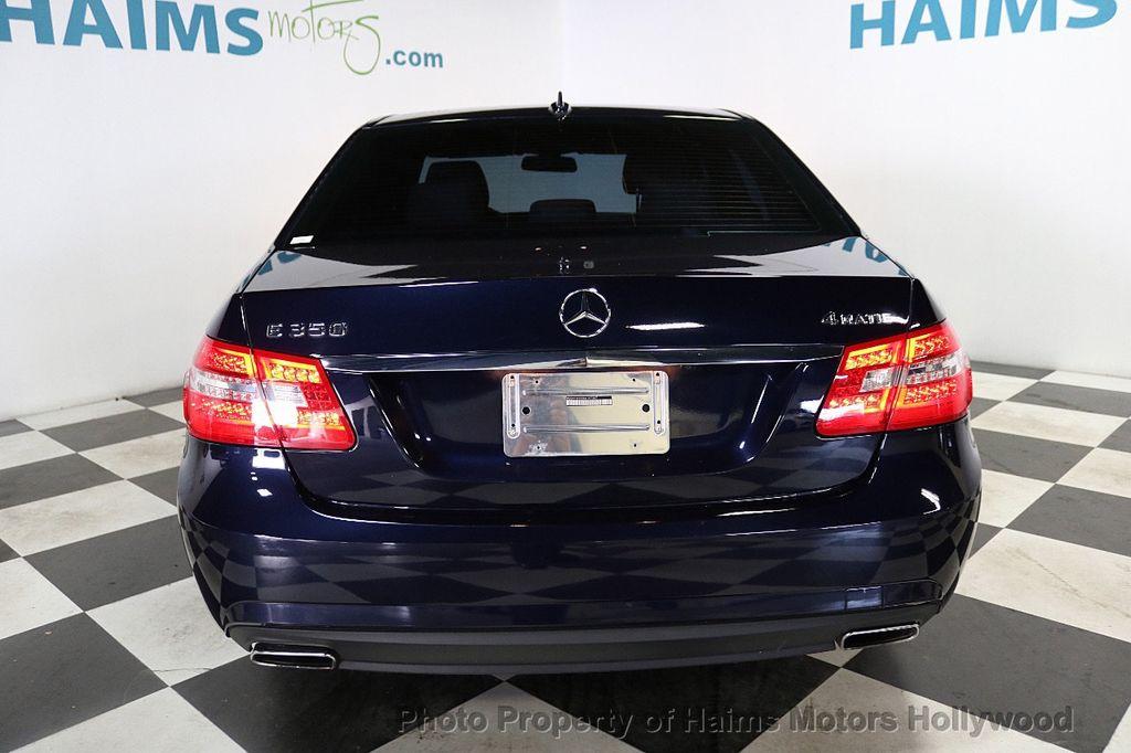 2010 Used Mercedes-Benz E-Class E350 4MATIC At Haims