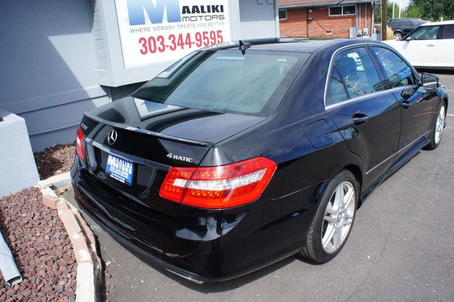 2010 Used Mercedes-Benz E-Class E350 4MATIC at Maaliki Motors Serving  Aurora, Denver, CO, IID 18047313