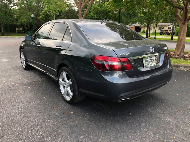 2010 Mercedes-Benz E-Class E550 4MATIC - Click to see full-size photo viewer