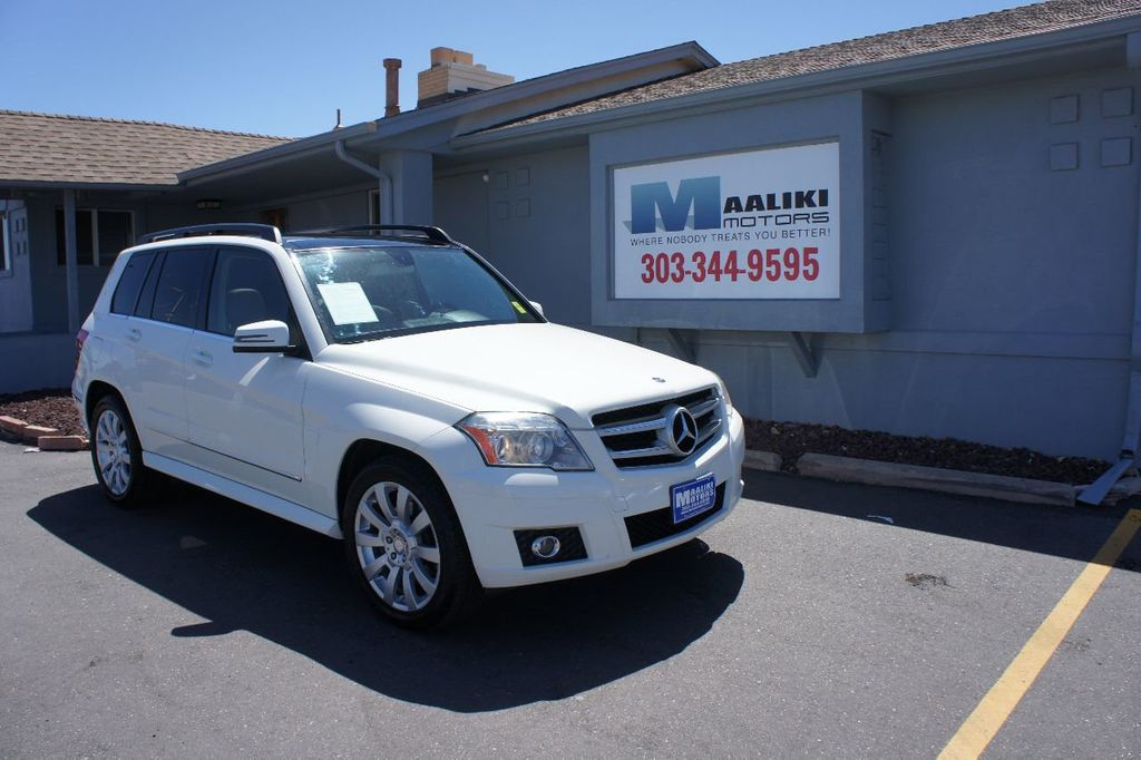 2010 Mercedes-Benz GLK 4MATIC 4dr GLK 350 - 17728707 - 0