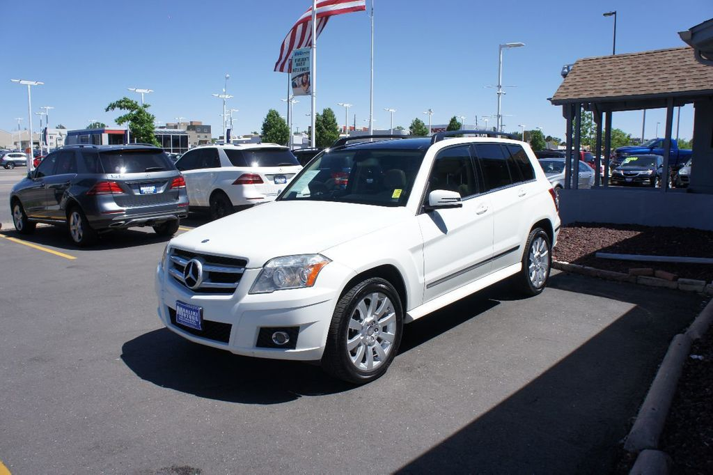 2010 Mercedes-Benz GLK 4MATIC 4dr GLK 350 - 17728707 - 1