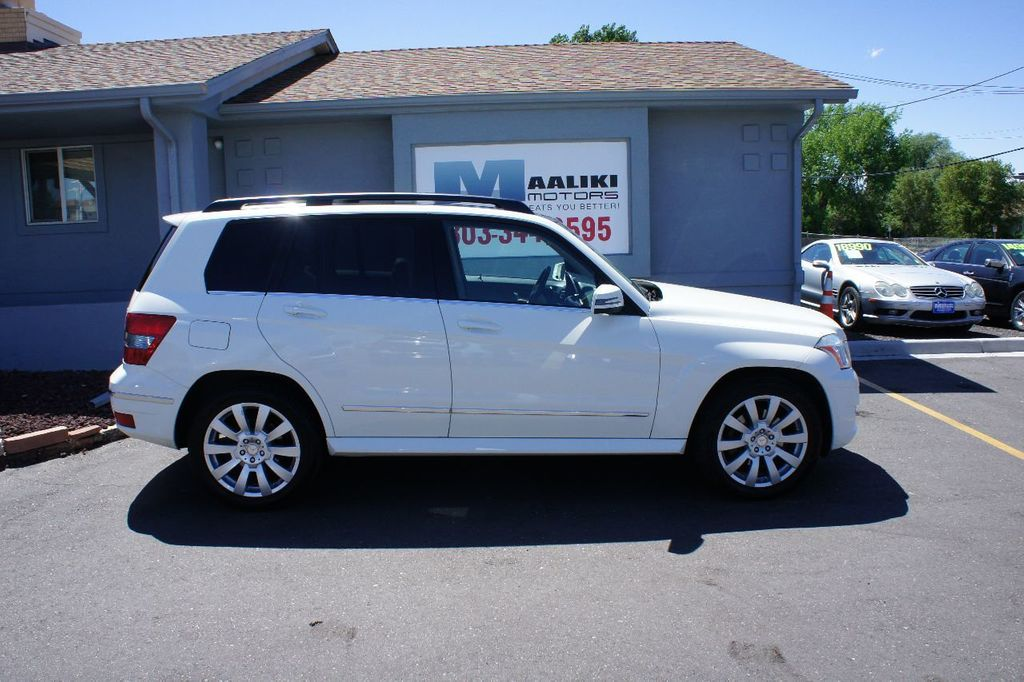 2010 Mercedes-Benz GLK 4MATIC 4dr GLK 350 - 17728707 - 2