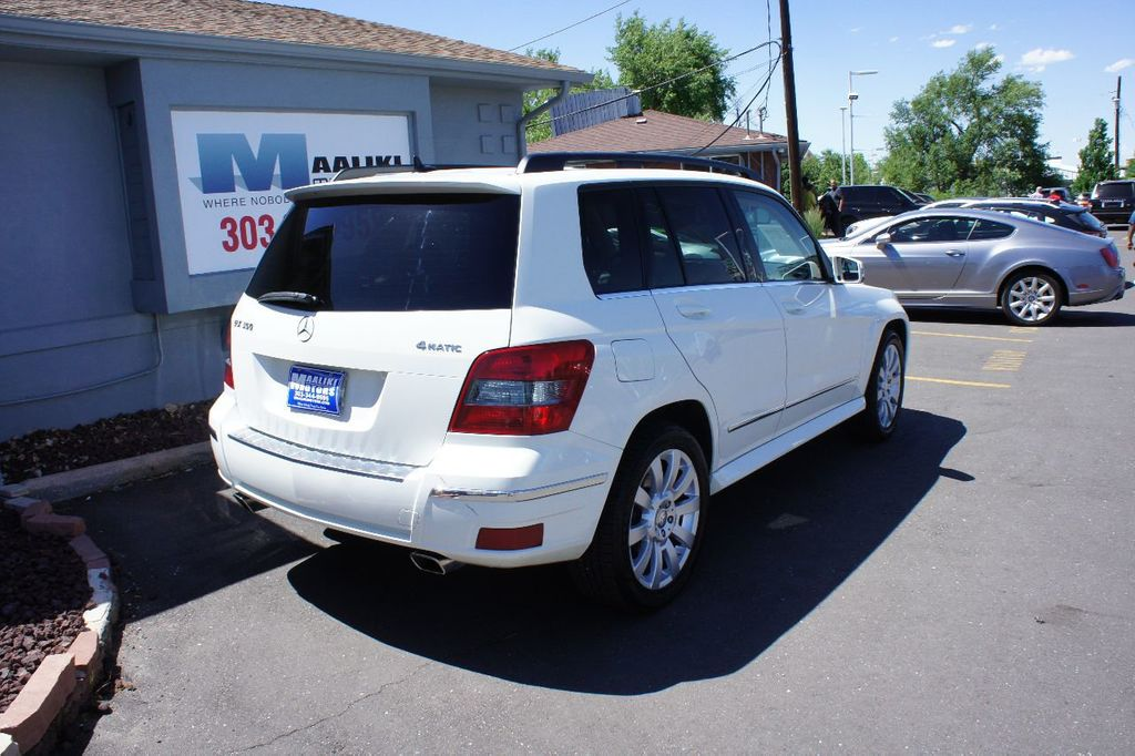 2010 Mercedes-Benz GLK 4MATIC 4dr GLK 350 - 17728707 - 3