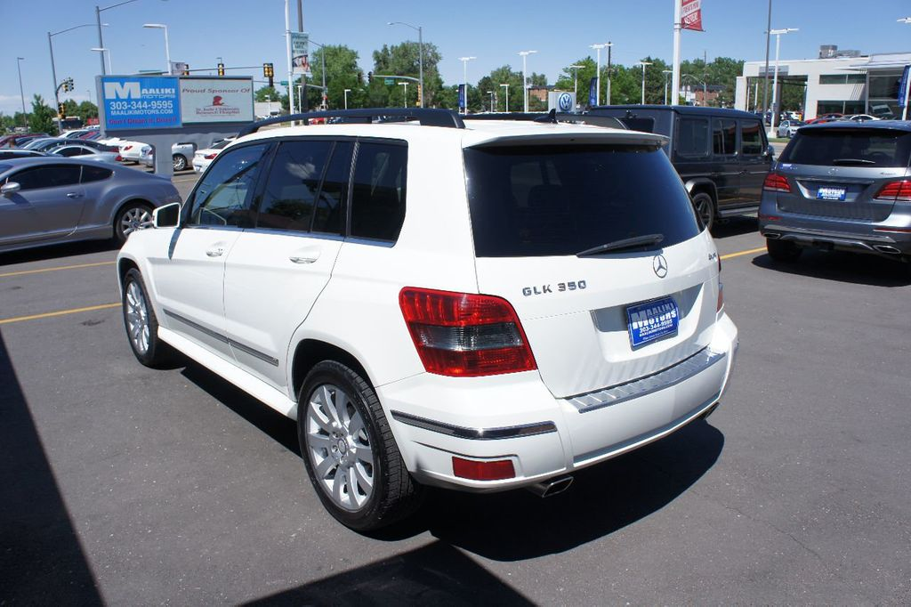 2010 Mercedes-Benz GLK 4MATIC 4dr GLK 350 - 17728707 - 5