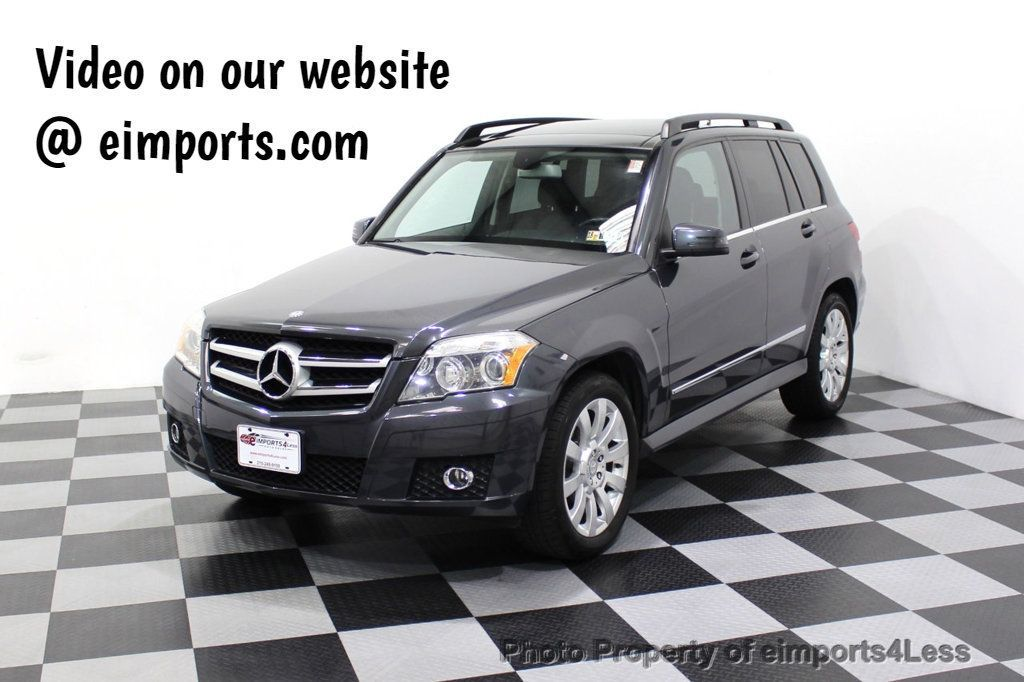 2010 Mercedes-Benz GLK CERTIFIED GLK350 4MATIC AWD  - 18032212 - 0