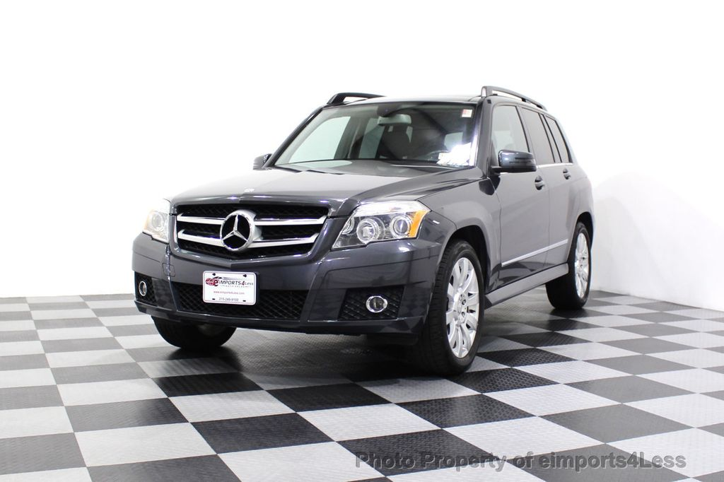 2010 Mercedes-Benz GLK CERTIFIED GLK350 4MATIC AWD  - 18032212 - 12
