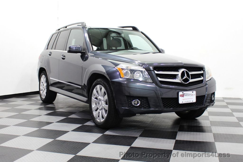 2010 Mercedes-Benz GLK CERTIFIED GLK350 4MATIC AWD  - 18032212 - 13