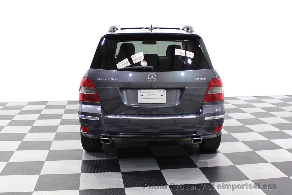 2010 Mercedes-Benz GLK CERTIFIED GLK350 4MATIC AWD  - 18032212 - 15