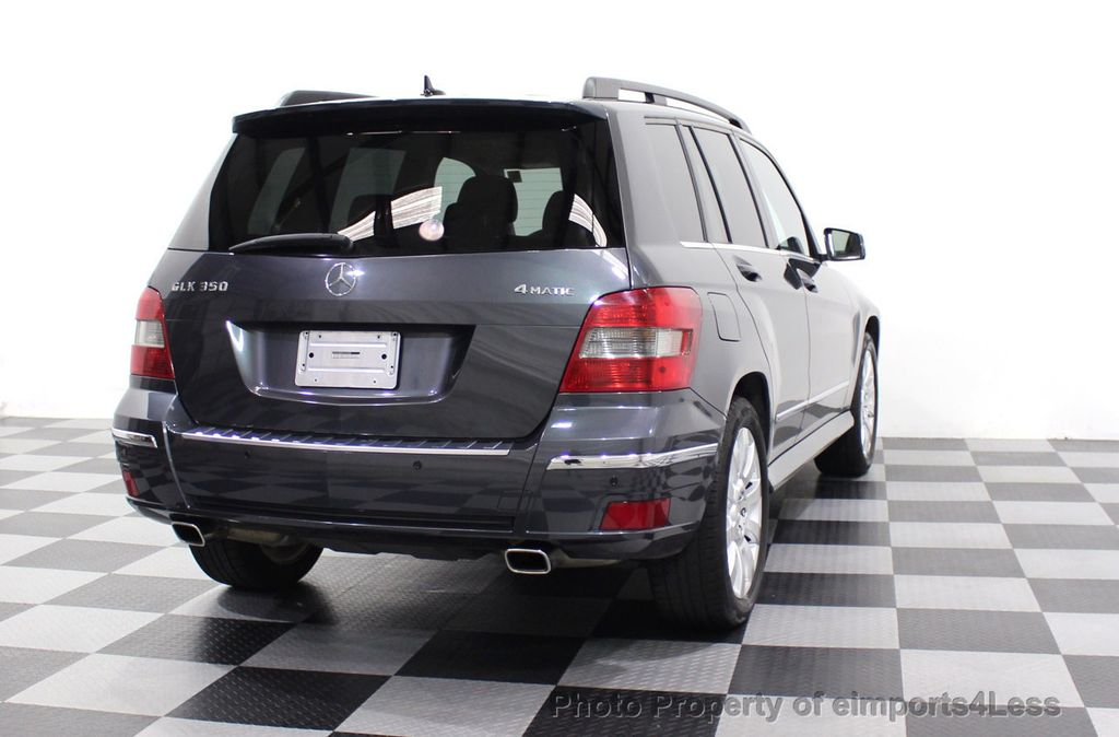 2010 Mercedes-Benz GLK CERTIFIED GLK350 4MATIC AWD  - 18032212 - 16