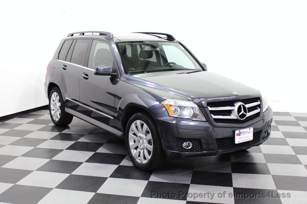 2010 Mercedes-Benz GLK CERTIFIED GLK350 4MATIC AWD  - 18032212 - 1