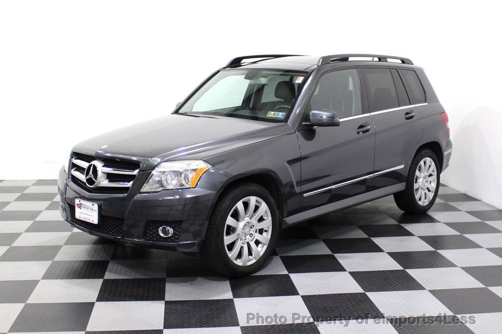 2010 Mercedes-Benz GLK CERTIFIED GLK350 4MATIC AWD  - 18032212 - 27