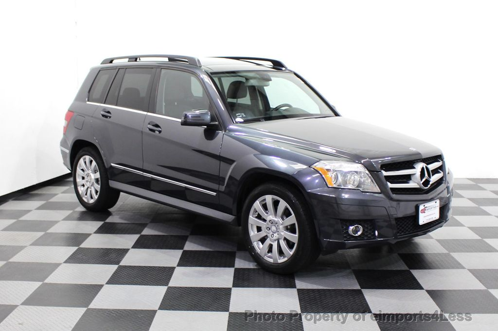 2010 Mercedes-Benz GLK CERTIFIED GLK350 4MATIC AWD  - 18032212 - 28