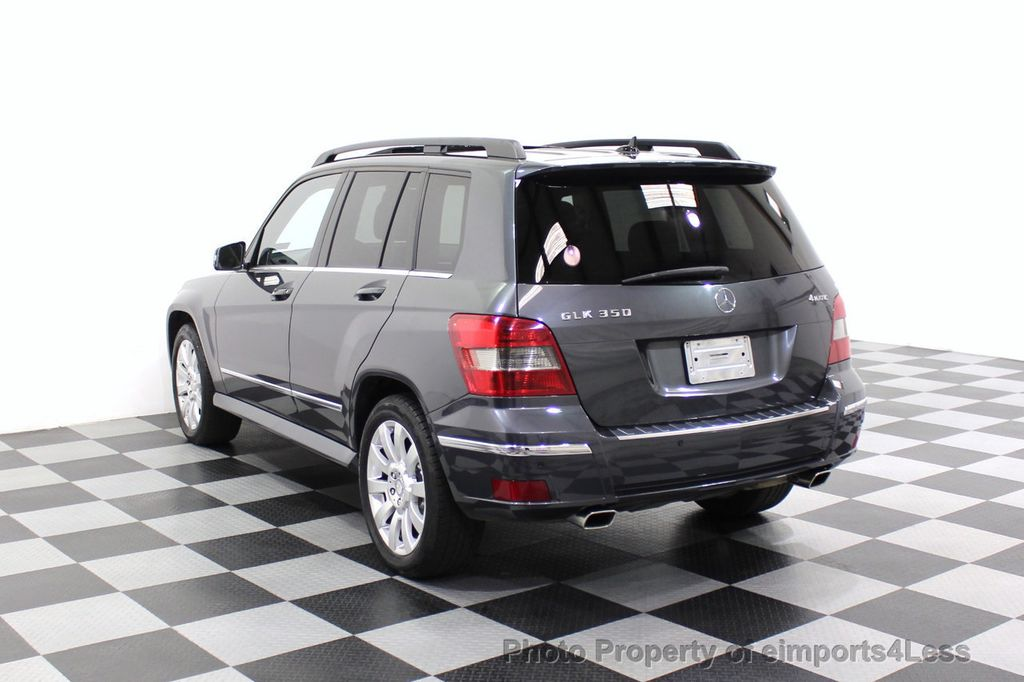 2010 Mercedes-Benz GLK CERTIFIED GLK350 4MATIC AWD  - 18032212 - 2