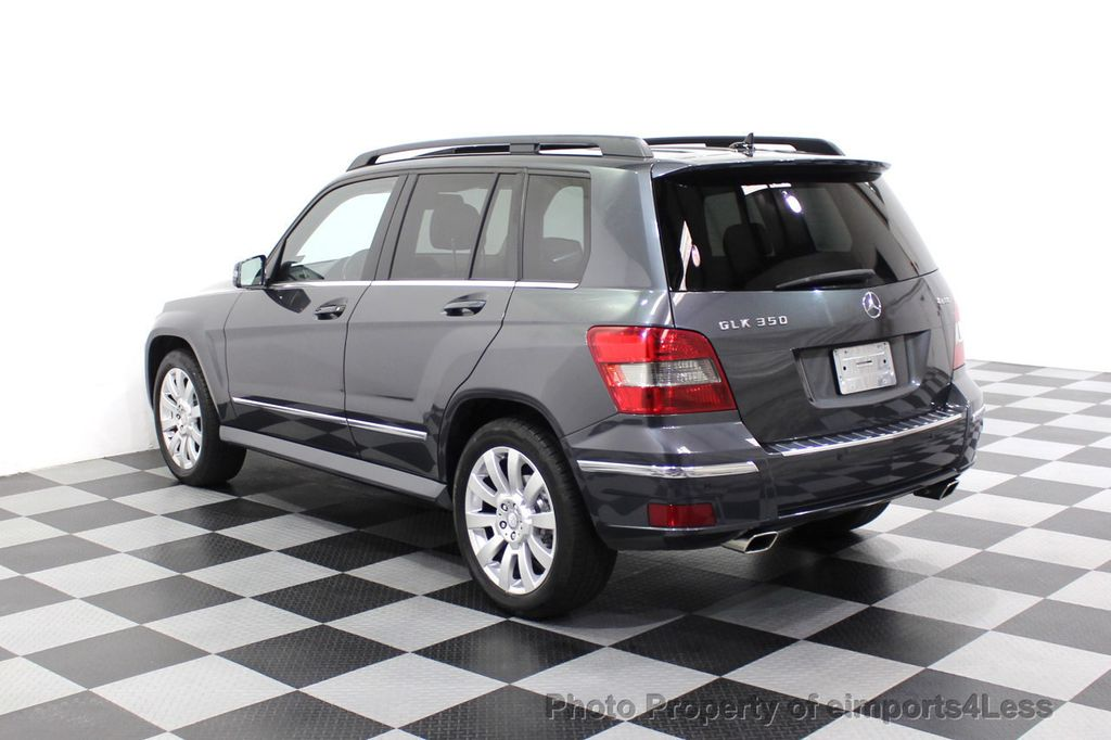 2010 Mercedes-Benz GLK CERTIFIED GLK350 4MATIC AWD  - 18032212 - 29