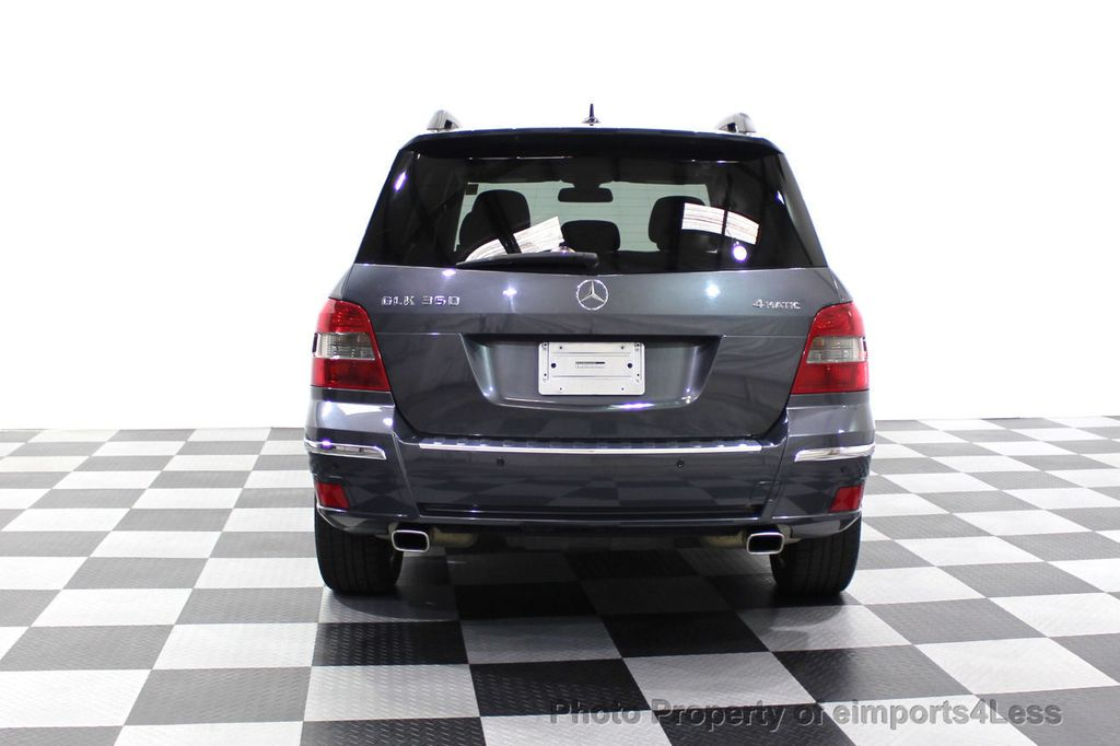 2010 Mercedes-Benz GLK CERTIFIED GLK350 4MATIC AWD  - 18032212 - 30